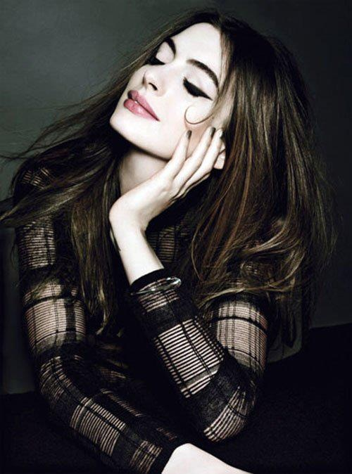Anne Hathaway, beauty, and actress image