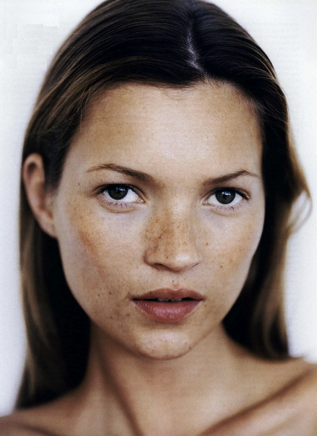 kate moss and model image