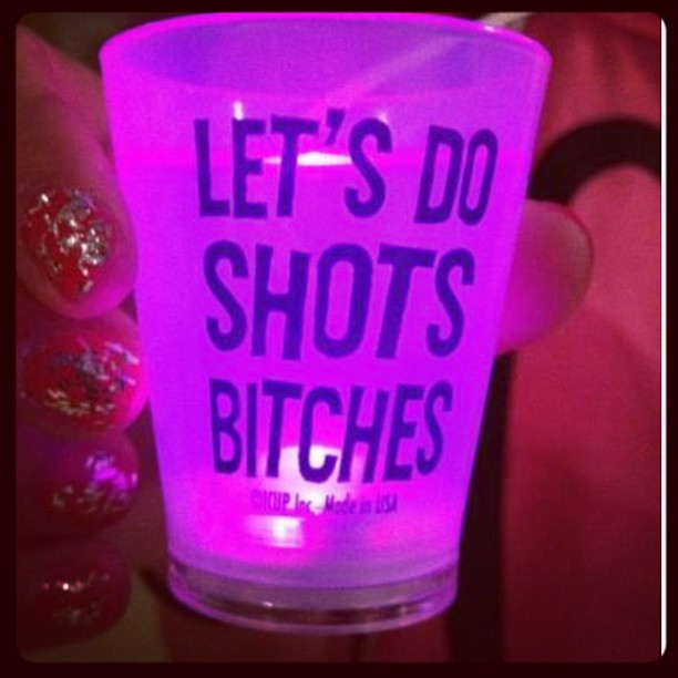 Shots, party, and bitch image