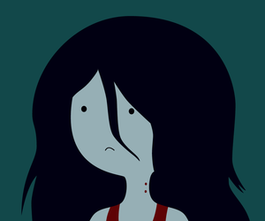 marceline, adventure time, and vampire image