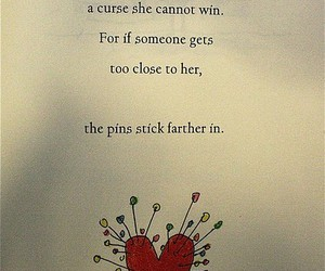 quotes, heart, and tim burton image