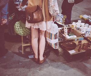 girl, bag, and pretty image