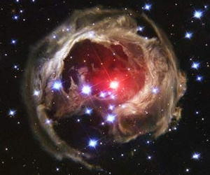 hubble, photograph, and star image