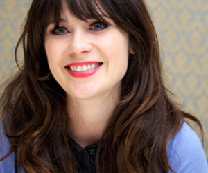 zooey deschanel and smile image