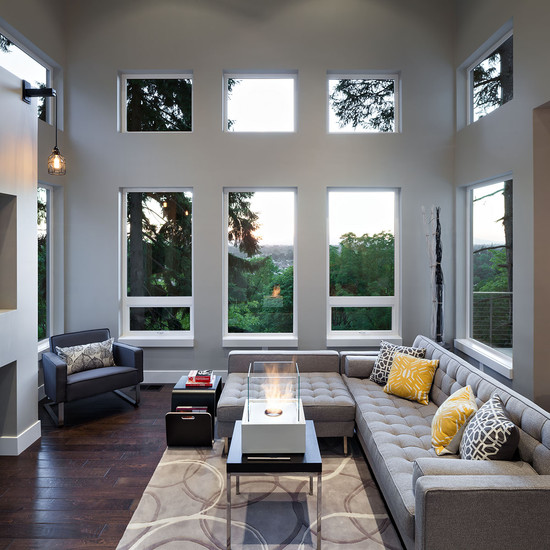Modern Family Room Design Pictures