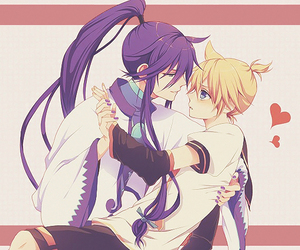 anime, vocaloid, and yaoi image