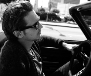 james franco and car image