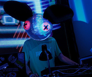deadmau5, dj, and music image