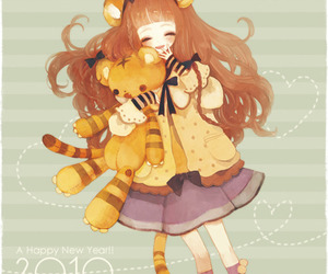 bear, toy, and doll image