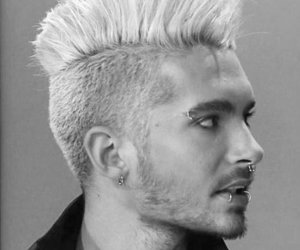 bill kaulitz, dsds, and tokio hotel image