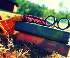 harry potter, book, and books image
