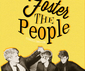 mark foster, foster the people, and mark pontius image