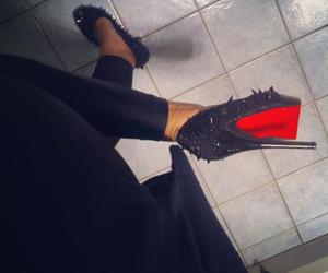 fashion, heels, and louboutin image