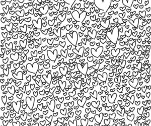 hearts, heart, and overlay image