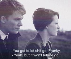 skins, franky, and quote image