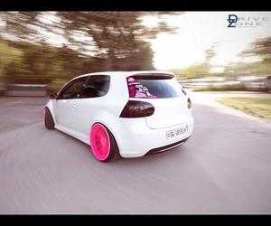 cars, gti, and style image