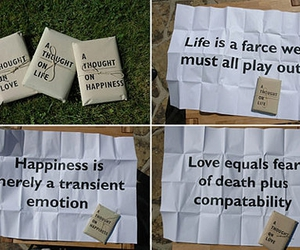 book art, happiness, and life image