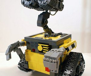 awesome, lego, and wall-e image
