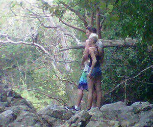 costa rica, miley cyrus, and liam image