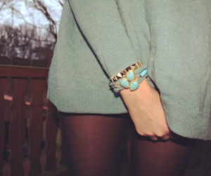 balkon, turquoise, and monki image