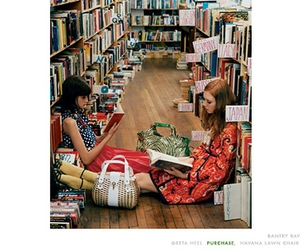 books, kate spade, and books friends image