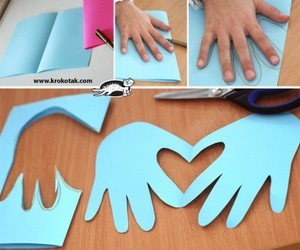 craft, cut, and hand image