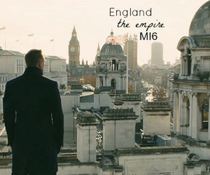 london, skyfall, and 007 image