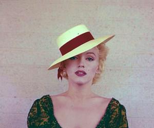 girl, Marilyn Monroe, and vintage image