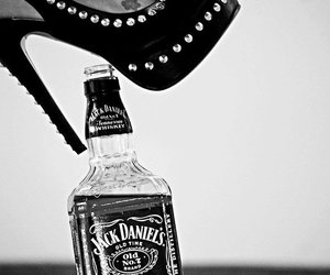 jack daniels, shoes, and photography image