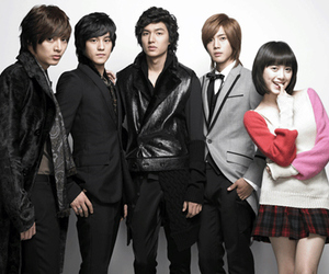boys before flowers image