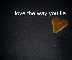 lie and love image