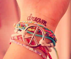 accesories, colorful, and Dream image