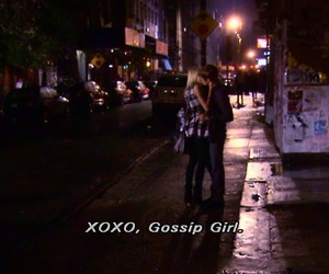 gossip girl, Chace Crawford, and kiss image
