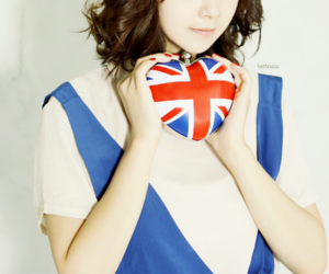 asian girl, britain, and fashion image