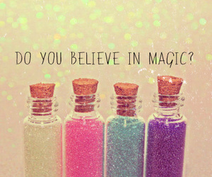 magic, believe, and pink image