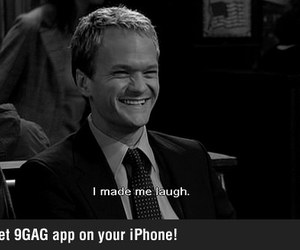 laugh, barney, and funny image