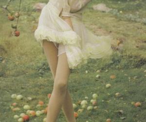 apple and vintage image