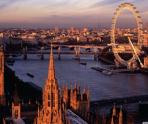 london, Londres, and city image