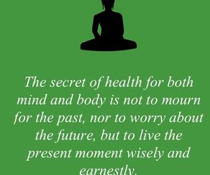 breathing, meditation, and soul image