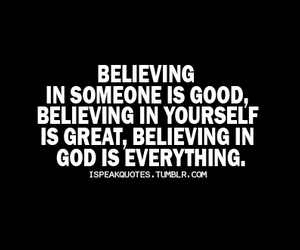 quote, saying, and god image