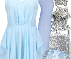 disney, fashion, and periwinkle image