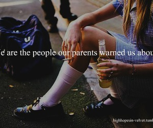 quote, teenager, and life image