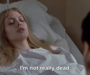 Angelina Jolie, movie, and girl interrupted image