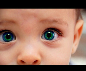 eyes, baby, and cute image