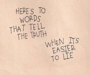 the maine and truth image