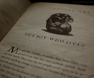 book, harry potter and the sorcerers stone, and movie image