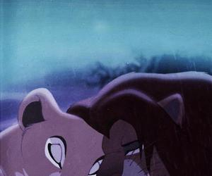 love, disney, and the lion king image