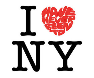 ny, new york, and funny image