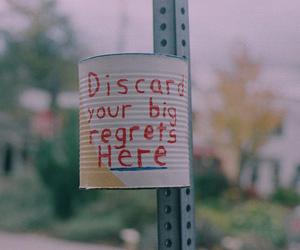 regrets, grunge, and vintage image