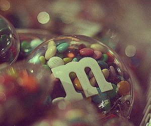 blue, m&m, and photo image